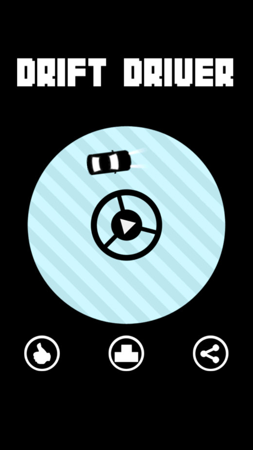 亡命漂移iOS最新版 v1.0 官方版