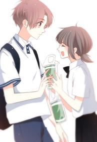 浪漫甜蜜的情侣卡通手机壁纸 两人在一起的幸福卡通情侣图片