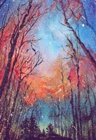 森系文艺手机壁纸风景系列2017 可爱的我总能遇上可爱的你