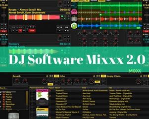 Mixxx混响软件v2.1.0 官方版