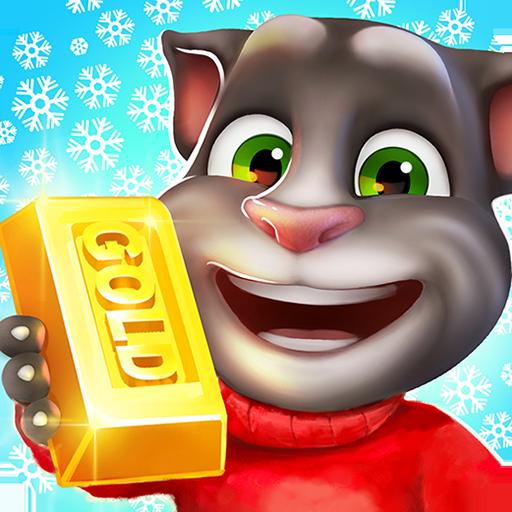 汤姆猫跑酷手游官方最新版下载 v2.4.0.0 安卓版