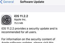 iOS 11.2.2更新了什么内容 iOS 11.2.2值不值得更新