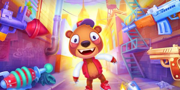 疯狂玩具熊